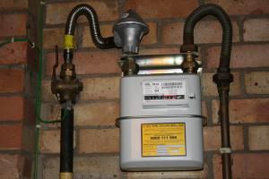 gázmérő