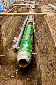 Tegyen biztonságáért! - Ellenőriztesse rendszeresen földi gázvezetékét!